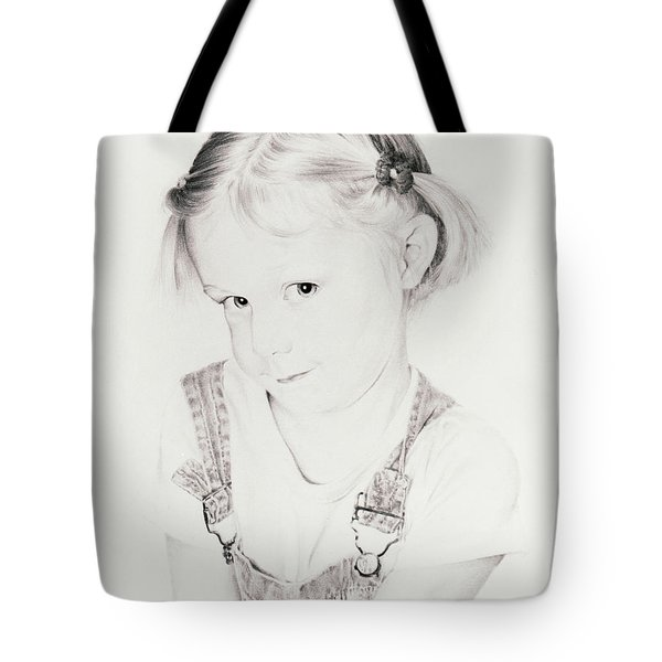 Almost Perfect Tote Bag by Rachel Christine Nowicki
