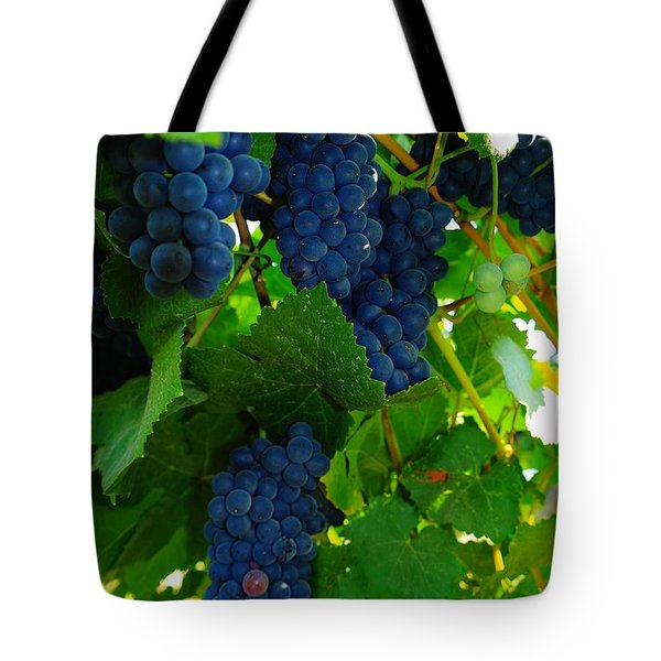 Almost Ready For Harvest  Tote Bag