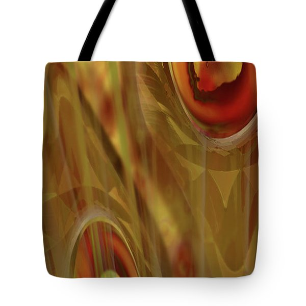 Almost Resting Tote Bag