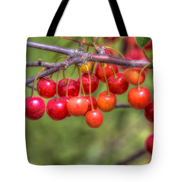 Almost Ripe Tote Bag