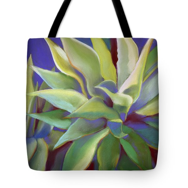 Aloe Plants In Big Sur Tote Bag