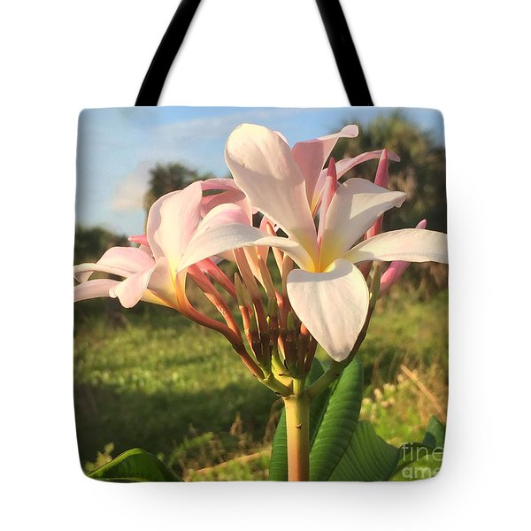 Tote Bag featuring the photograph Aloha by LeeAnn Kendall