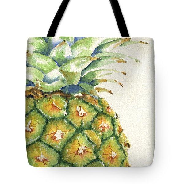 Aloha Tote Bag by Marsha Elliott