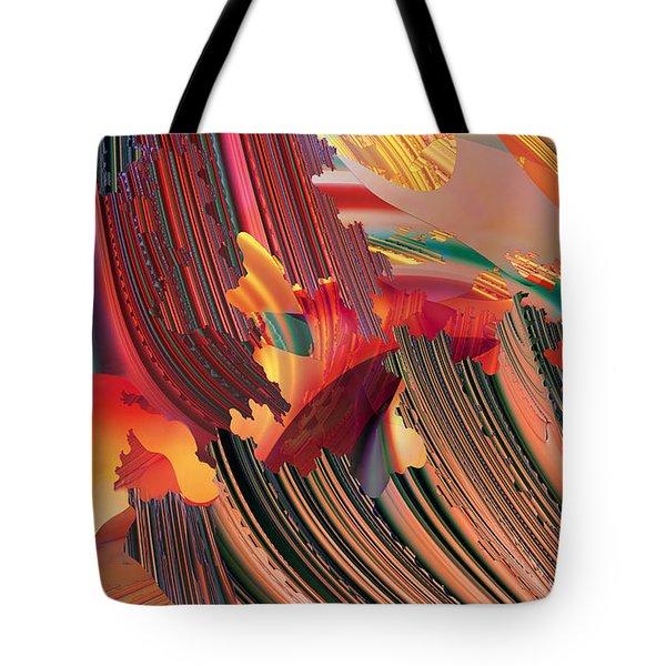 Aloha No.2 Tote Bag