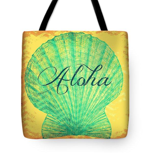 Aloha Shell Tote Bag