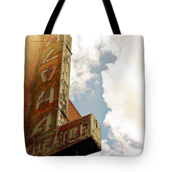 Aloha Theatre Tote Bag