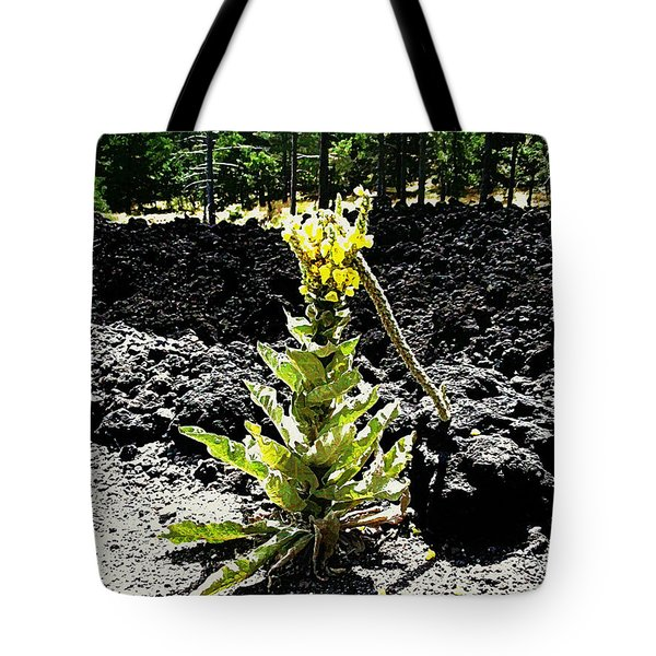 Alone Again Tote Bag