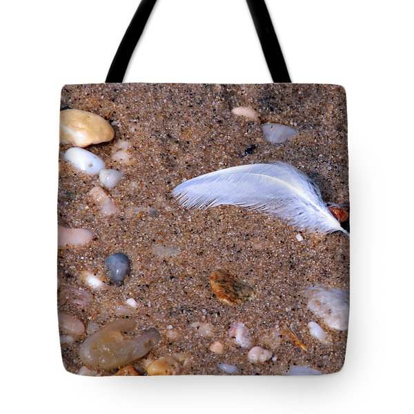 Tote Bag featuring the photograph Alone Among Strangers by Lynda Lehmann