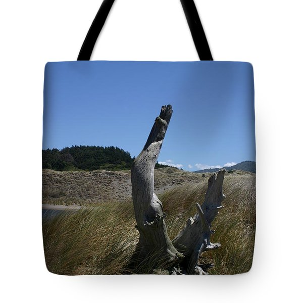 Tote Bag featuring the photograph Alone At Last by Marie Neder