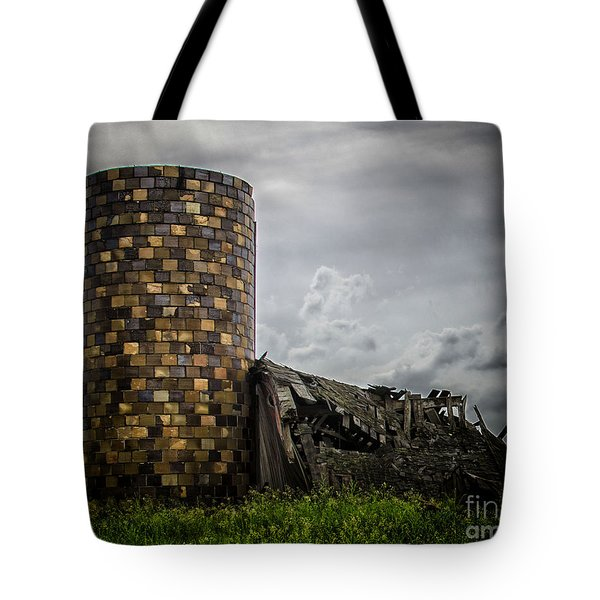 Tote Bag featuring the photograph Alone by JRP Photography