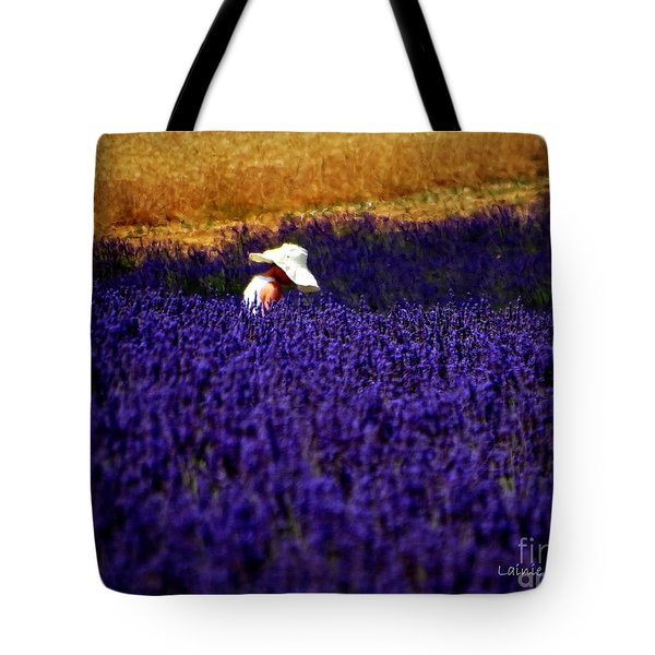 Alone Not Lonely Tote Bag