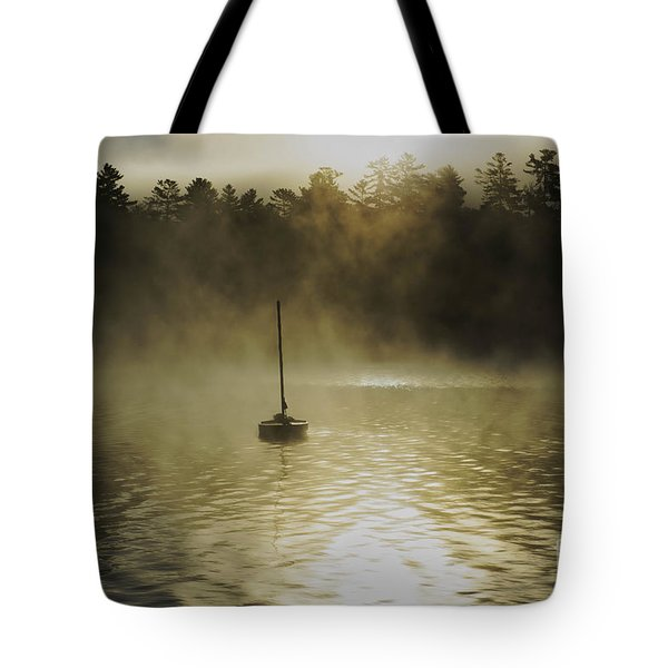 Alone Tote Bag by Sherman Perry
