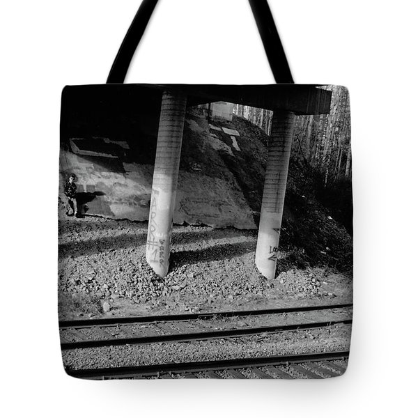 Tote Bag featuring the photograph Alone Time by Tara Lynn