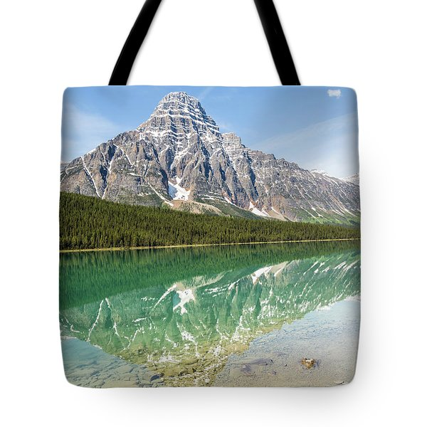 Along Highway 93 Tote Bag