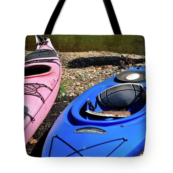 Along Ipswich River Tote Bag