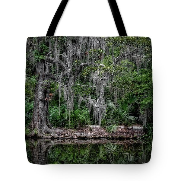 Along The Bank Tote Bag