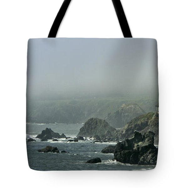 Along Route 1 Tote Bag
