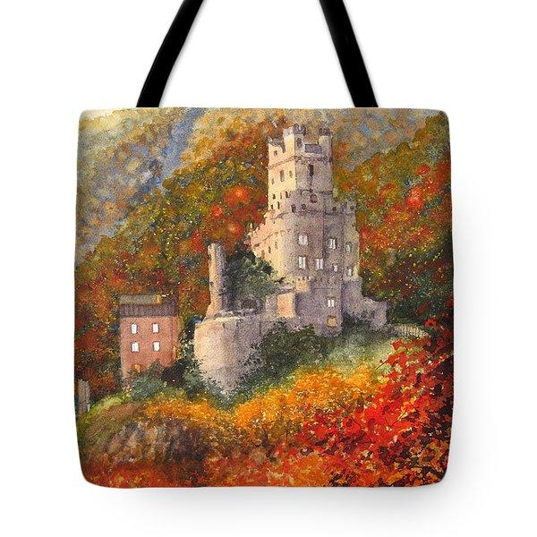 Along The Rhine I Tote Bag