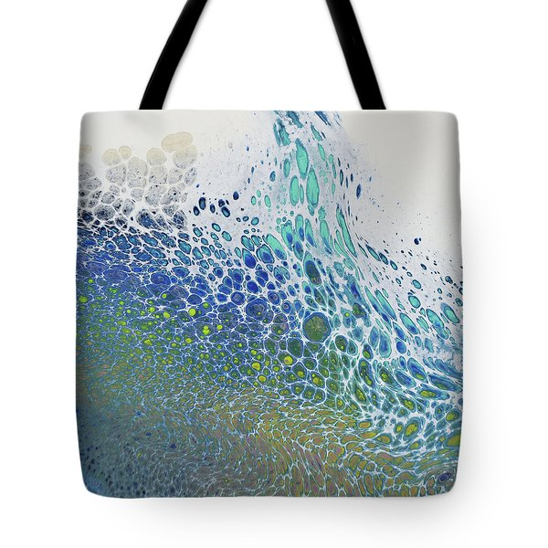 Along The Wish Filled Shore Tote Bag