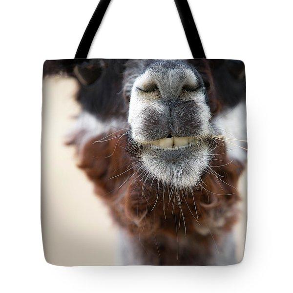 Alpaca #1 Tote Bag