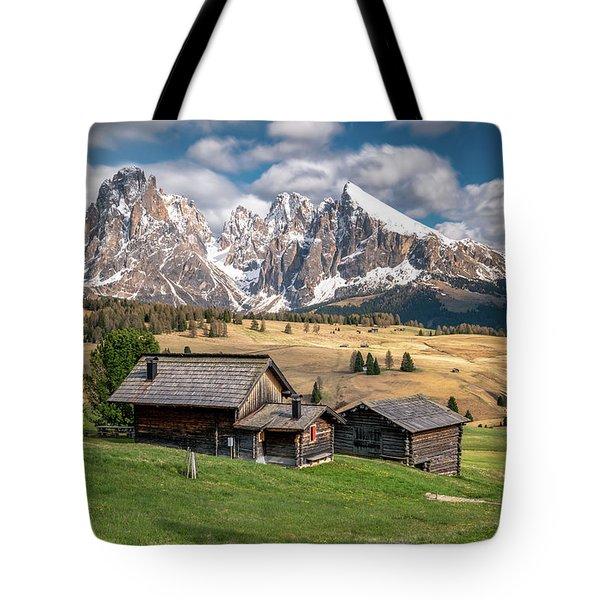 Alpe Di Suisi Cabin Tote Bag