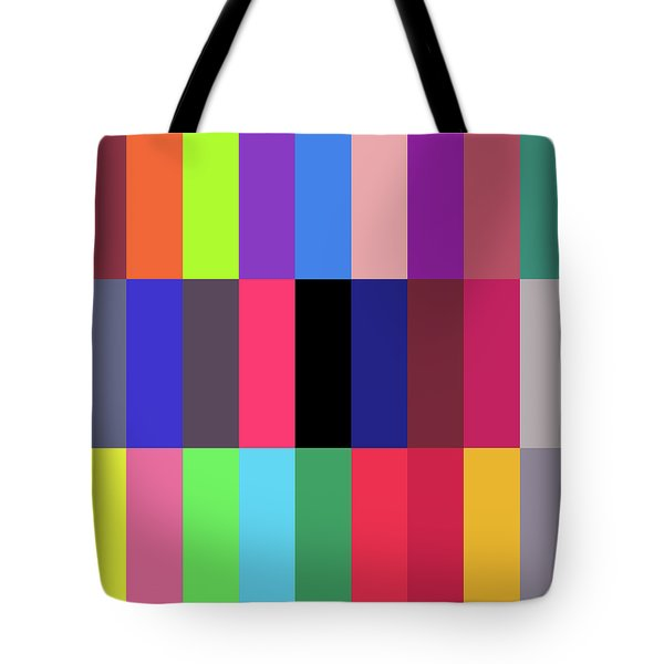 Alphabet -promotion- Tote Bag