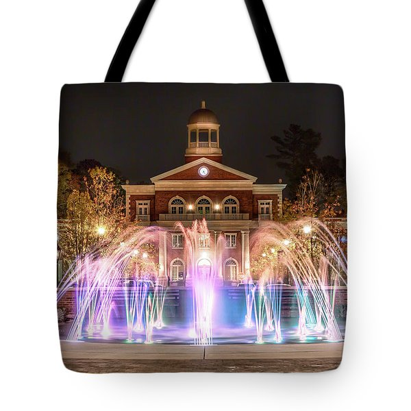Alpharetta City Hall Tote Bag