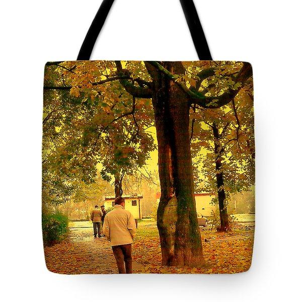Already Autumn Tote Bag