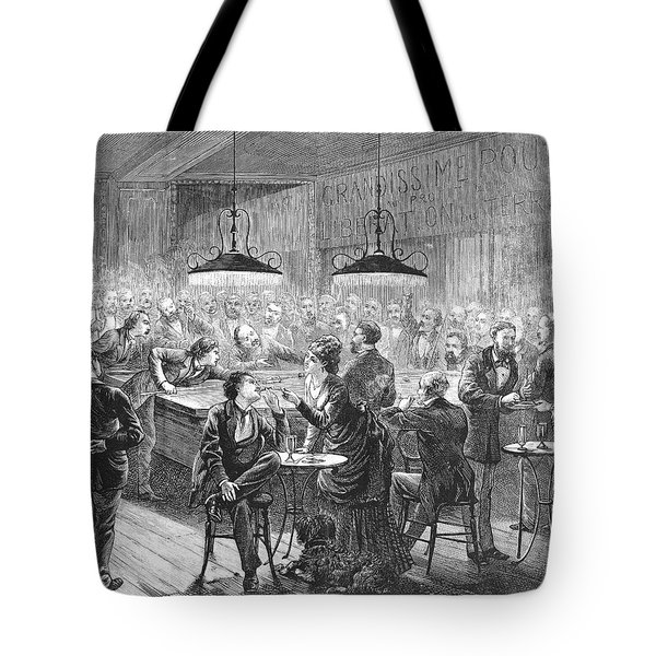 Alsace-lorraine, 1872 Tote Bag by Granger