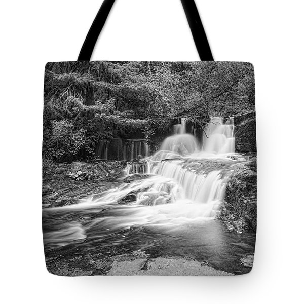 Alsea Falls II  Tote Bag
