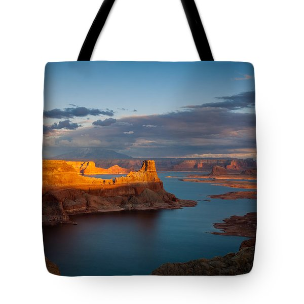 Alstrom Point Lake Powell Tote Bag