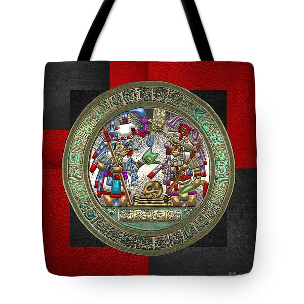 Altar 5 From Tikal Tote Bag