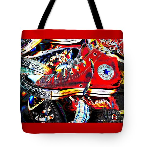 Alte Convieh Gathering Tote Bag by Don Pedro De Gracia