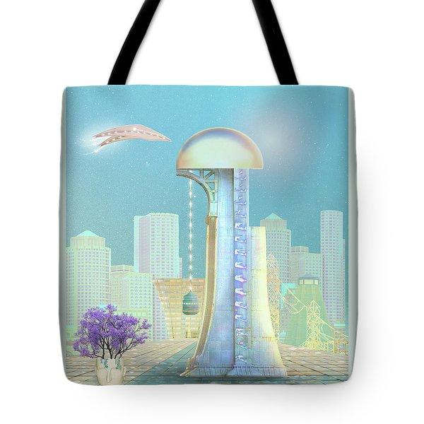 Alternate Reality Tote Bag