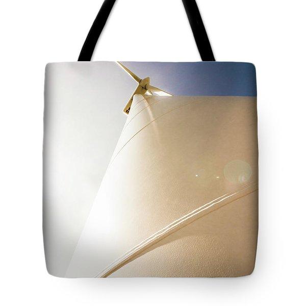 Alternative Energy Tote Bag