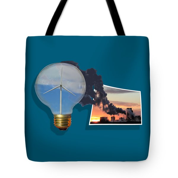 Alternative Energy Tote Bag