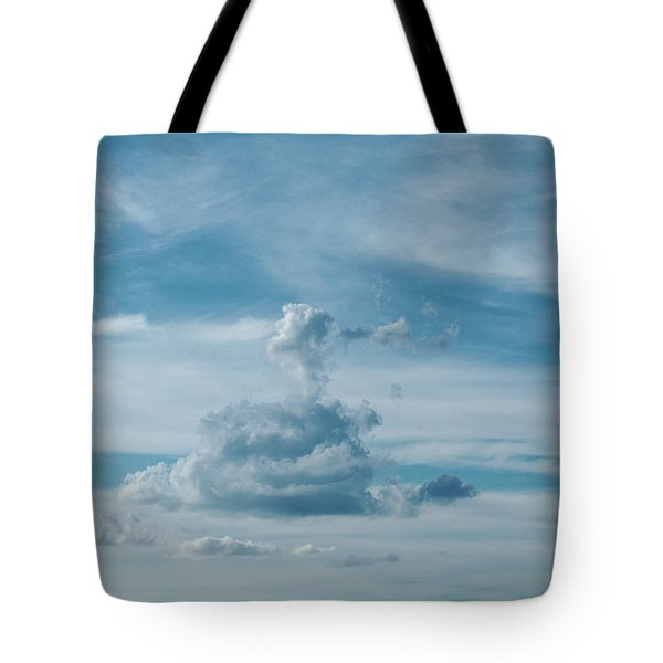 Altitude Tote Bag by Tom Druin