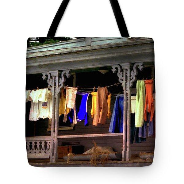 Alton Washday Expressions Tote Bag