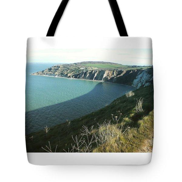 Alum Bay, Isle Of Wight Tote Bag