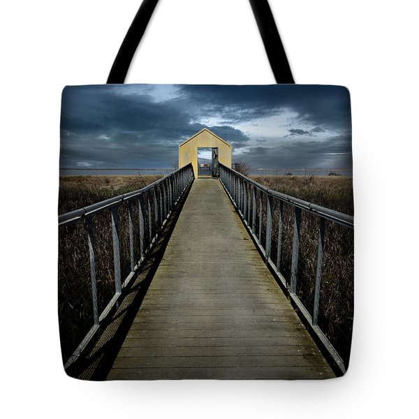 Alviso, California Tote Bag