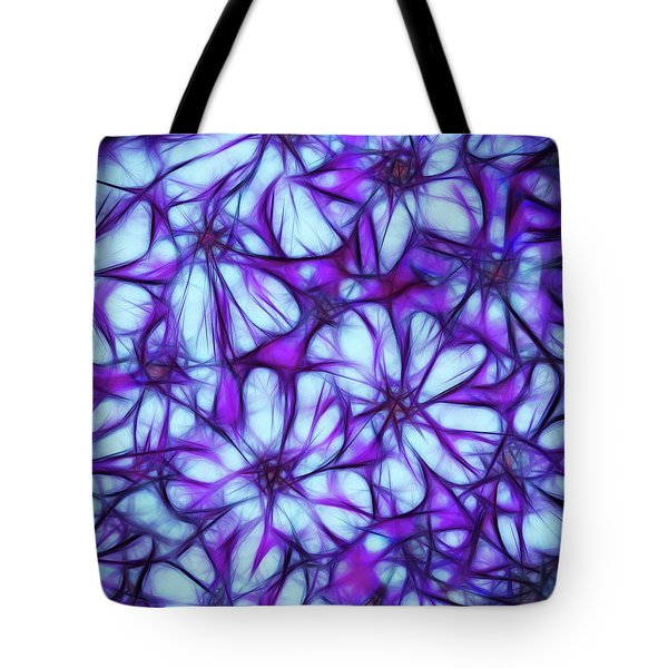Always A Flower Tote Bag
