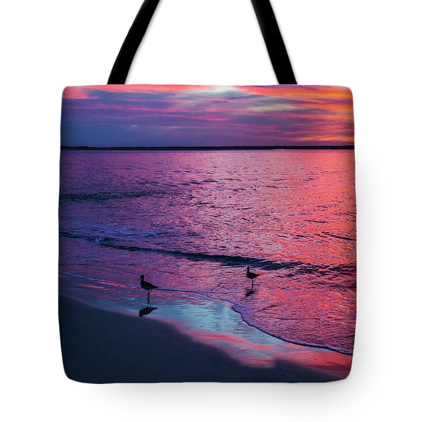 Always By Your Side  Tote Bag
