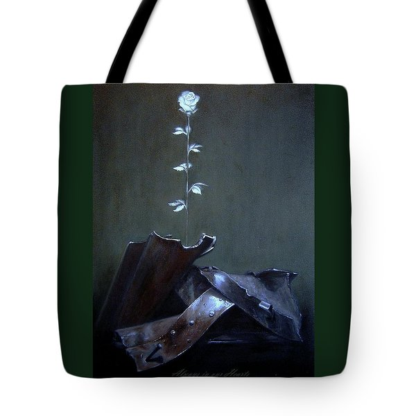 Always In Our Hearts Tote Bag