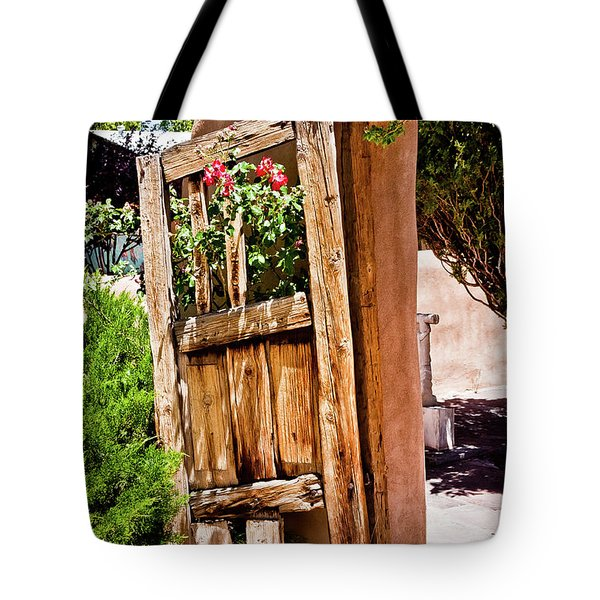 Always Open Tote Bag by Jill Smith