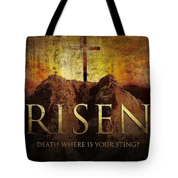 Always Risen Tote Bag