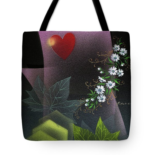 Always Spring For Love Tote Bag