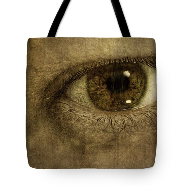 Always Watching Tote Bag by Scott Norris