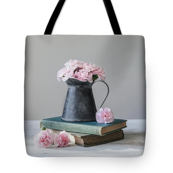 Tote Bag featuring the photograph Always With Me by Kim Hojnacki