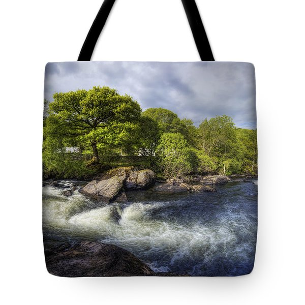 Always With You Tote Bag by Ian Mitchell