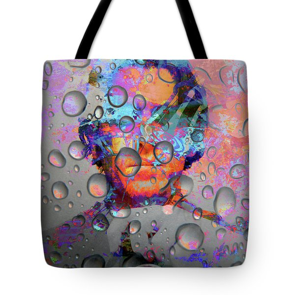 Always Working Tote Bag by Robert Ball